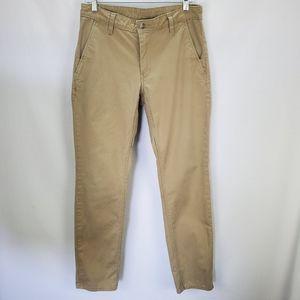Levi's  tan pants